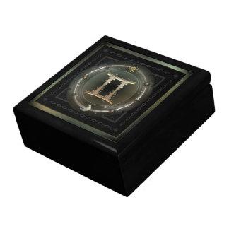 Gemini Zodiac Sign Gift Box
