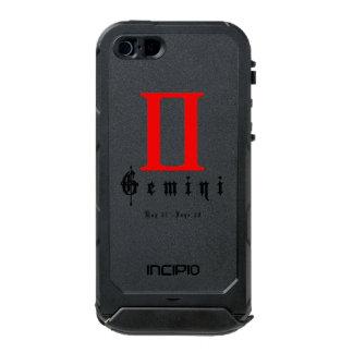 Gemini zodiac sign incipio ATLAS ID™ iPhone 5 case