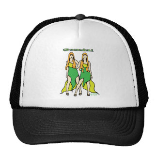 Gemini Zodiac Sign Trucker Hat