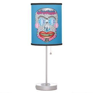 Gemma Candy Skull Lamp