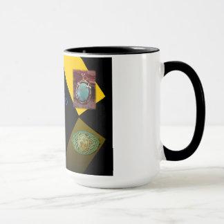 Gemmario Cuts Jewelry Brand Mug