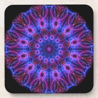 GemRings kaleidoscope Coasters