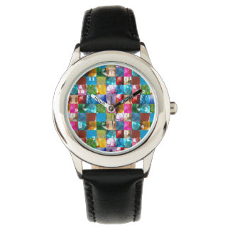 Gems Jewels Precious Stones Sparkle Collection Watch