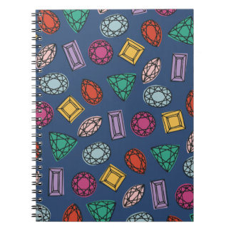 Gems Journal - Sapphire Notebook