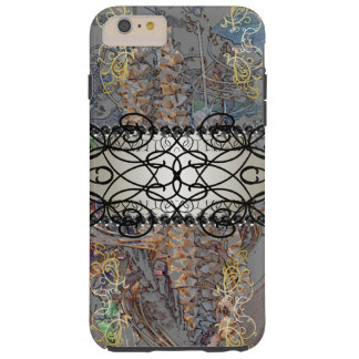 Gems Ornate Vintage Antique Style Tough iPhone 6 Plus Case