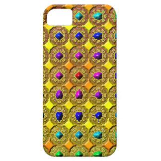 Gemstone background iPhone 5 cases