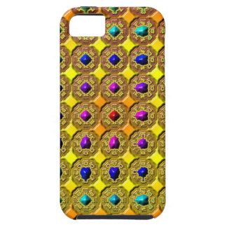 Gemstone background iPhone 5 covers