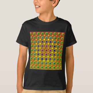 Gemstone background T-Shirt
