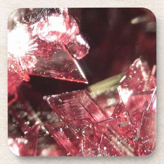 Gemstone Crystal art Coaster