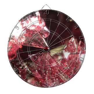 Gemstone Crystal art Dartboard
