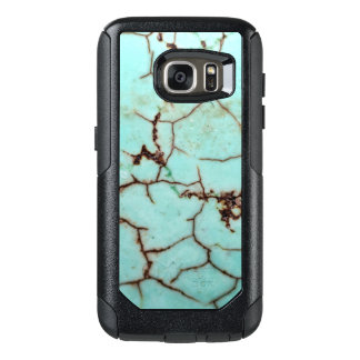 Gemstone Series - Cracked Turquoise OtterBox Samsung Galaxy S7 Case