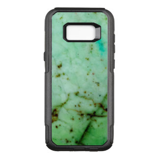 Gemstone Series - Green and Turquoise Blue Jade OtterBox Commuter Samsung Galaxy S8+ Case