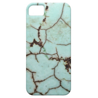 Gemstone Series - Turquoise Cracked iPhone 5 Cases