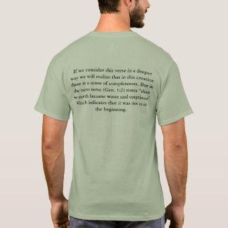 Gen 1:1-2 In the beginning God... T-Shirt