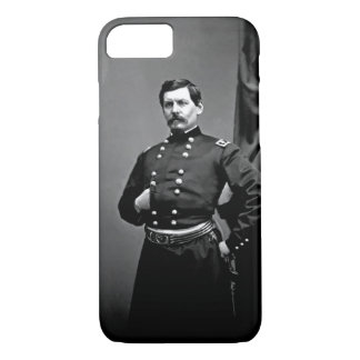 Gen George B. McClellan_War Image iPhone 7 Case