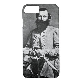 "Gen. ""Jeb"" Stuart_War Image iPhone 7 Case"