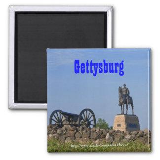 Gen. Meade at Gettysburg Magnet