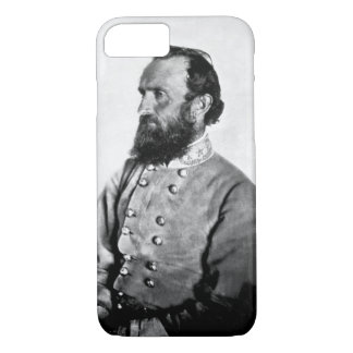 "Gen. ""Stonewall"" Jackson,_War Image iPhone 8/7 Case"