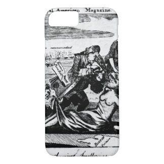 Gen. Washington Resigning his Commission_War Image iPhone 7 Case