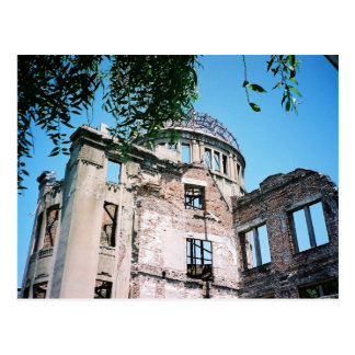 Genbaku Dome for Peace in Hiroshima Postcard