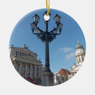Gendarmenmarkt 001.01 ceramic ornament