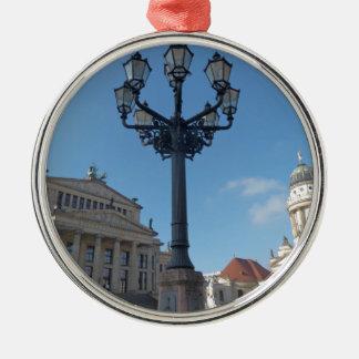 Gendarmenmarkt 001.01 metal ornament