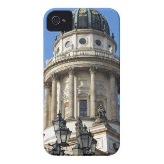 Gendarmenmarkt, French Church (Französischer Dom) iPhone 4 Case-Mate Case
