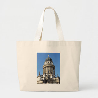Gendarmenmarkt, French Church (Französischer Dom) Large Tote Bag