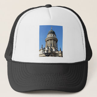 Gendarmenmarkt, French Church (Französischer Dom) Trucker Hat