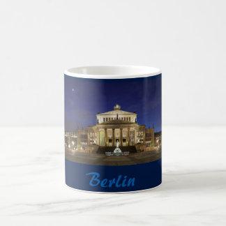 Gendarmenmarkt panorama coffee mug