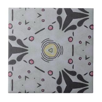 Gender Nuetral Graphic Artistic Pattern Tiles