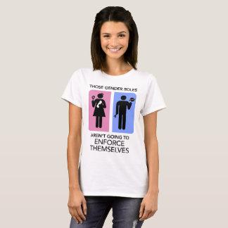 Gender Roles T-Shirt