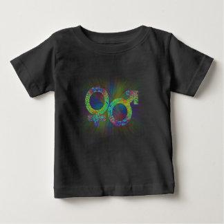 Gender symbols. baby T-Shirt