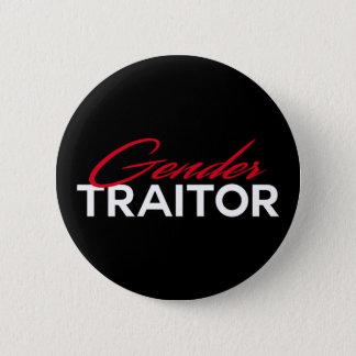 Gender Traitor 2 Inch Round Button