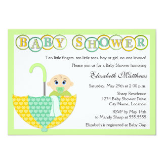 unknown gender baby shower invitations announcements zazzle canada