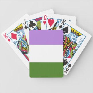Genderqueer cards