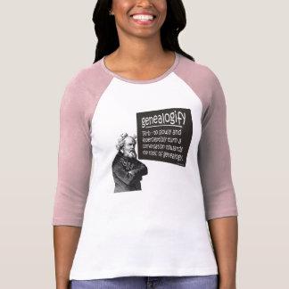 Genealogify T-Shirt