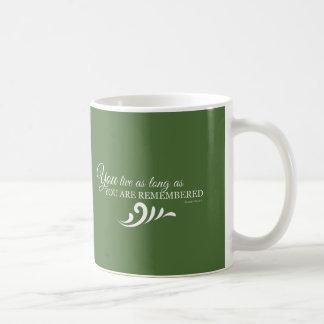 Genealogy Coffee Mug (Green)