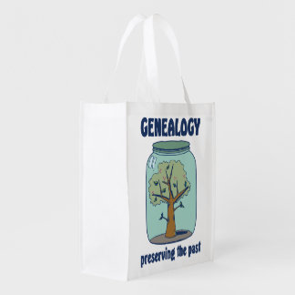 Genealogy Preserving The Past Market Totes
