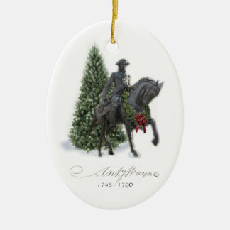 General Anthony Wayne Ornament
