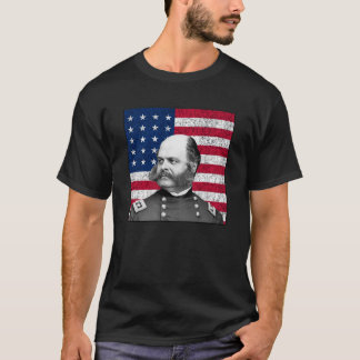 General Burnside and The Flag T-Shirt
