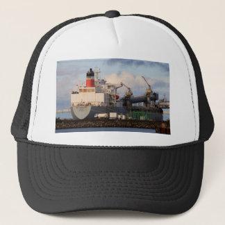 General cargo ship trucker hat