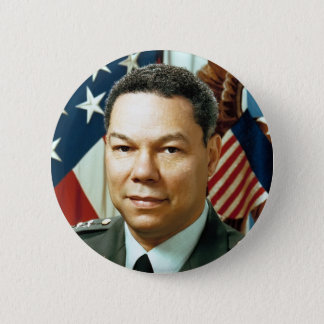 General Colin Powell 2 Inch Round Button