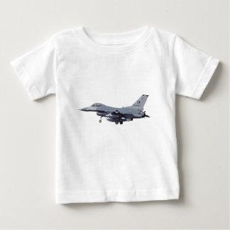 General_Dynamics_F-16C_Fighting_Falcon_(401),_USA_ Baby T-Shirt