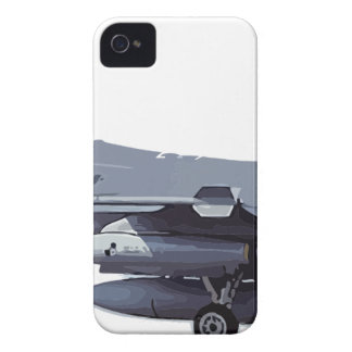 General_Dynamics_F-16C_Fighting_Falcon_(401),_USA_ iPhone 4 Case