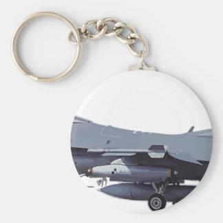General_Dynamics_F-16C_Fighting_Falcon_(401),_USA_ Keychain
