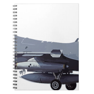 General_Dynamics_F-16C_Fighting_Falcon_(401),_USA_ Notebook