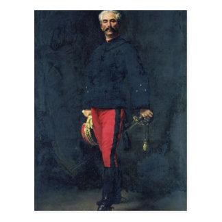 General Gaston Auguste  Marquis de Gallifet Postcard
