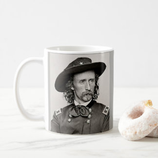 General George Armstrong Custer 7th Cavalry Mug