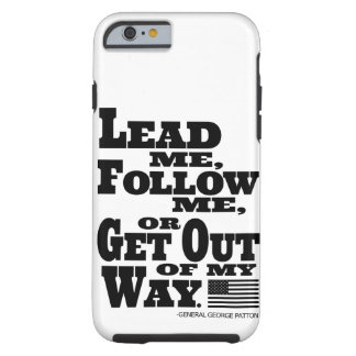 General George Patton Quote iPhone Case